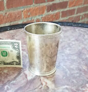 Lunt Sterling Silver Mint Julep Cup 3759 148.8g - No Mono - Ex