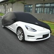For Tesla Model 3 Outdoor Sun Protection Exterior Protective From Dust Acid Rain