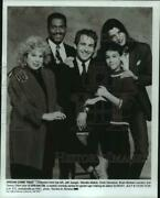 1990 Press Photo Cast Of Dream On A Weekly Comedy Series On Hbo - Mjc34437