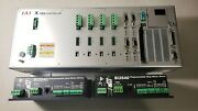 Iai X-sel Controller X-sel-ki-4-60b 110v With 2x Applied Motion Products Si3540