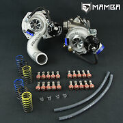 9-7 Extreme K04-4660 Twin Turbo / For Audi Rs4 A6 Allroad 2.7l 650hp