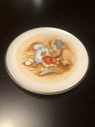 New England Collectors Society's First Beatrix Potter Porcelain Plate Collection