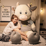 2020 Cute Cow Doll Plush Toys Boys And Girls Rag Dolls Oversized Home Top