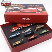 Disney Pixar Cars And Planes Mcqueen Tractor Metal Toy Car 155 Diecast Model Gift