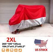 Waterproof Motorcycle Cover For Yamaha V-star 650 950 1100 1300 Classic Custom