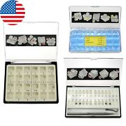 Us Orthodontic Ceramic Brackets Self-ligating Interactive Passive Roth Mbt Ormco
