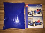 Lego Hot Rod 10151 100 Complete With Manual