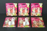10 Glade Plugins Refills Scented Oil Berry Pop + 2 Warmers Limited Edition