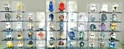 Star War Great And Complete Collection Of Helmets 52 Helmets