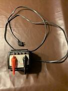 Vintage Lionel Multi-control Transformer Type 1033 90 Watts Tested Working