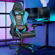 Ergonomic Gaming Chair Racing Style Recliner Computer Seat Swivel Office Chair