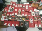 Hallmark Ornament Lot Of 52 The Child Mario Starwars And More See Photos Lot 1