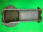 Mercedes W108 W114 M130 M180 Engine Upper And Lower Oil Pan 1080140302 Genuine Nos