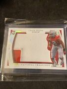 2020 National Treasures Collegiate Rookie Silhouettes Prime Chase Young Patch/25