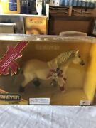 Rare Find Breyer Horses 1st And 2nd Holiday Editions No 702197 And No 702198