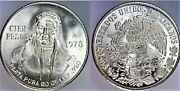 1978 Mexico 100 Pesos Silver Coin Fantastic Condition Qty Available Free Ship