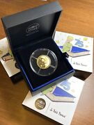 2021 France Le Petit Proof Gold Coin 3 50andeuro Ltd And Sold Out 7.78gram