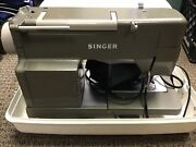 Singer Hd-110 Electronic Sewing Machine - Used
