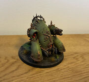 Warhammer 40k - Chaos Space Marines - Nurgle Myphitic Blight Hauler Pro Painted