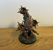 Warhammer 40k - Chaos Space Marines - Nurgle Blight Drone - Pro Painted