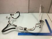 14-16 Dodge Dart Without Turbo A/c Suction Liquid And Discharge Line Hose Oem E