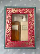 Crabtree And Evelyn Summer Hill Summerhill Body Lotion Shower Gel Wash Set 6.8 Oz