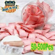 Disposable Compressed Face Towel 50-500x Tablets Coin Tissue Home Salon Travel