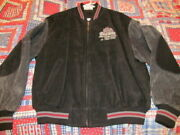 The Haunted Mansion 30th Anniversary Disney Jacket Coat Leather Le 500