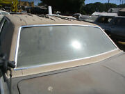 Front Windshield Glass Lincoln Continental Town Car 4dr 77 78 79