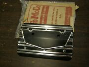 Nos Oem Ford 1962 Fairlane 500 Fuel Door Tail Trim Panel Gas Tank Cover