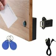 Cabinets Hidden Diy Lock -electronic Cabinet Lock With Usb Cablerfid/card Entry