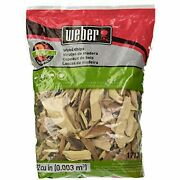 Weber Wood Cubic Meter Stephen Products 17138 Apple Chips