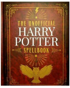 The Unofficial Harry Potter Special Edition Spell Book Hardcover,media Lab Books