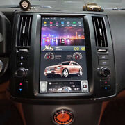 Android 9 Radio Vertical Screen Car Gps Stereo For Infiniti Fx35 Fx45 2004-2008