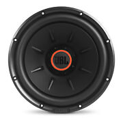 Jbl Club 1224 12 1100 Watts Peaak Car Audio Subwoofer With Selectable Impedance
