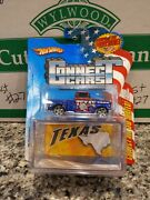 Hot Wheels Connect Cars 28 State Of Texas And03956 Flashsider Pickup Truck