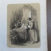 Engraving 19andegraveme Century Playing Cards Set Patience