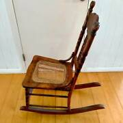 Antique Rocking Chair Queensland Maple
