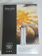 Marcato Biscuits Machine Cookie Press 20 Discs Christmas Spritz Made In Italy