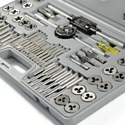 60pcs/lot Tap And Die Sets Metric Die For Metal Working Hand Tools Aggregate Scr