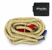 36 Mtr Skipping Rope Tug Of War Rops Outdoor Sport Game Exercise Fun Kids Toy
