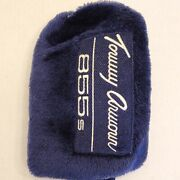 Pair 2 Tommy Armour 855s 845s Golf Club Head Covers Drivers Woods Headcovers