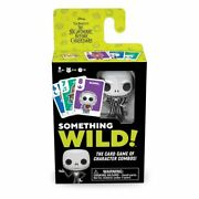 Nightmare Before Christmas Card Game Something Wild Game Cards Funko