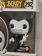 Bendy And The Ink Machine Pop Games Bendy With Wrench Vinyl Figure 292