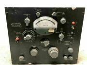 Vintage General Radio Type 1900-a Wave Analyzer Army Navy Cool Old Prop Rare