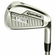 Build A Custom Taylormade P760 Iron / Choose Shaft And Flex From Drop Down