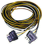 Wesbar Connector Harness - Trailer End Female And Male