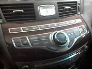 Temperature Control With Heated And Cooled Seats Fits 15-17 Infiniti Q70 1521369