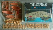 Atlantic 1/72 - Egyptian Army 1505 - Boats Of The Nile - Su Sprues Completo