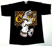 Bugs Bunny T-shirt Cookies Urban Streetwear Tee Menand039s 100 Cotton New
